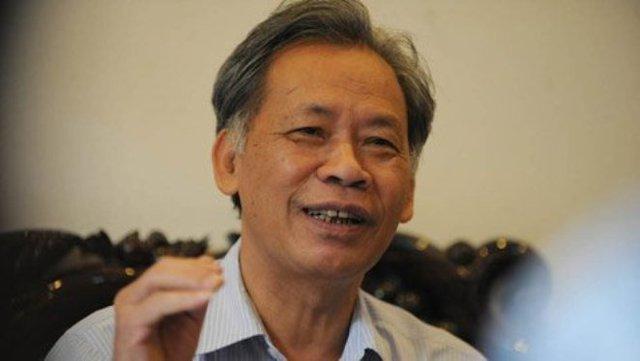 Nguyên Thứ trưởng Bộ Nội vụ Thang Văn Phúc. Ảnh: Vietnamnet.