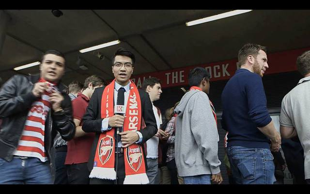 Bá Phú làm việc không ngừng nghỉ khi có được cơ hội sang Anh, tiếp cận không khí thật của Premier League.