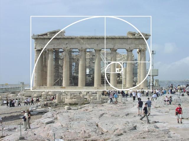 Ngôi đền parthenon