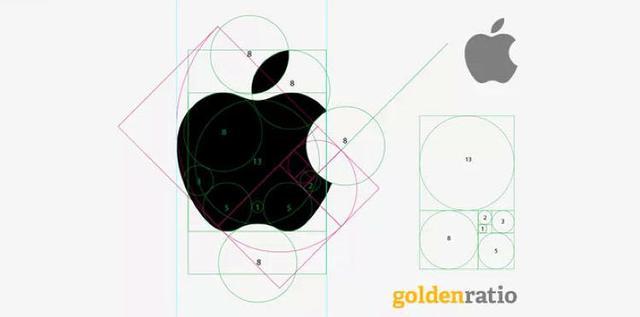 Logo quả táo của Apple cũng không phải được vẽ ngẫu nhiên