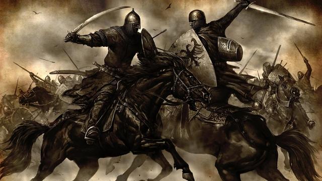 Những cuộc thập tự chinh do các dòng hiệp sĩ phát động.