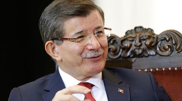 Thủ tướng Thổ Nhĩ Kỳ Ahmet Davutoglu. Ảnh: Reuters