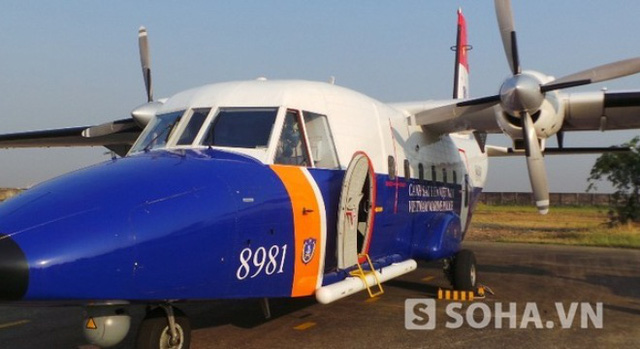 Cảnh sát biển Việt Nam có thể trang bị thêm máy bay CASA C-212 - Ảnh 2.