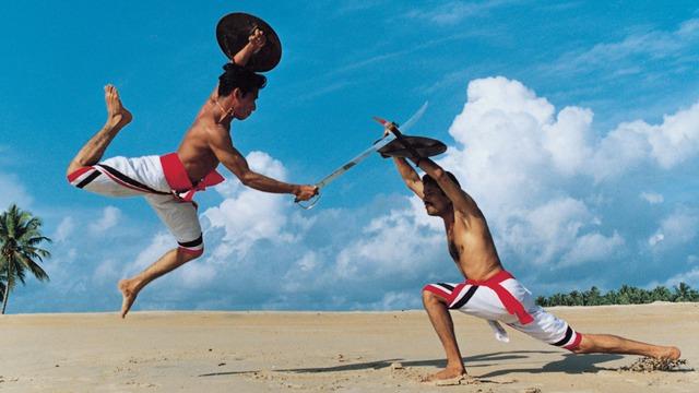 Gatka được đánh giá là môn võ độc đáo nhất của Nam Á.