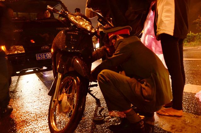 Hình ảnh đẹp trong đêm giao thừa tại Đà Nẵng.