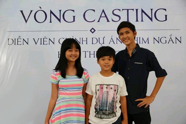 3 diễn viên Thịnh Vinh – Thanh Mỹ - Trọng Khang