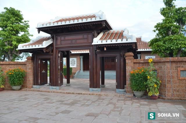Nhà lưu niệm ông Nguyễn Bá Thanh