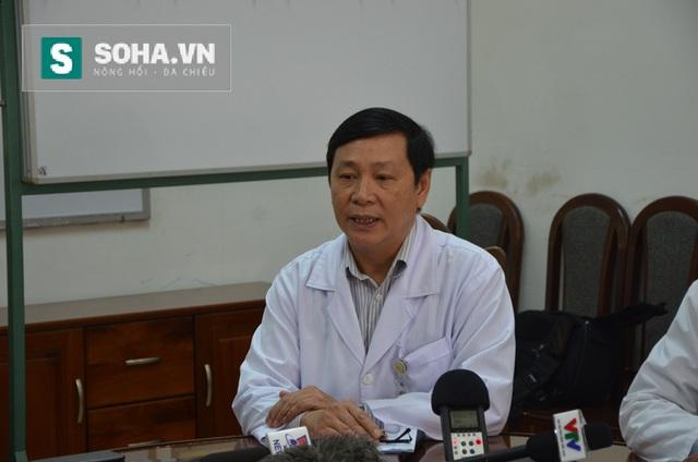 Giám đốc bệnh viện Đà Nẵng: Bệnh viện làm đúng quy trình