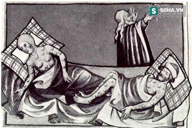 Cái chết đen (1347-1351)
