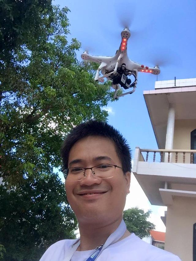 Ông Bùi Minh Tuấn, người tố cáo VTV vi phạm bản quyền hình ảnh (Ảnh: NVCC)