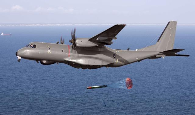 Máy bay tuần tra chống ngầm C-295MPA