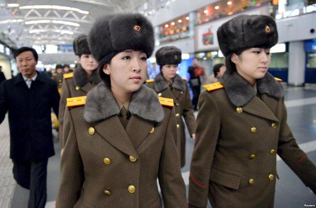 Chuyến thăm Trung Quốc của Moranbong là một nỗ lực đưa Bắc Kinh vào thế sự đã rồi của Triều Tiên? (Ảnh: Reuters)