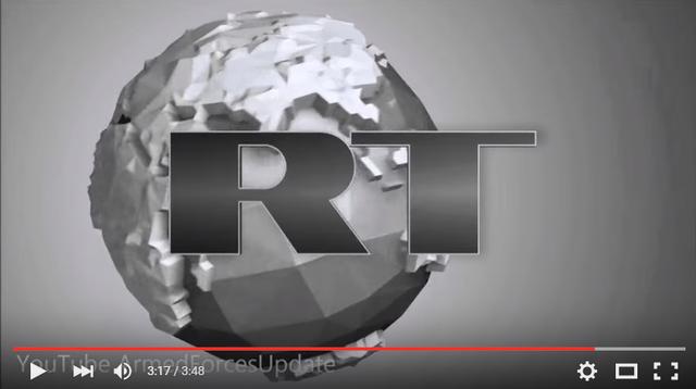 Logo RT trong đoạn video