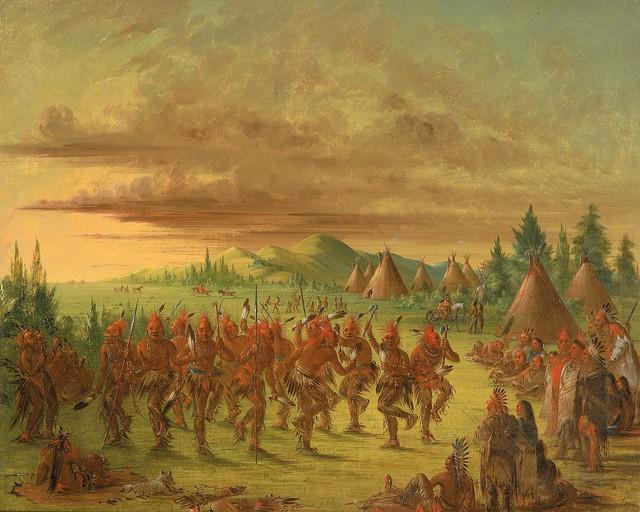 Những thổ dân là những người có nhiều kỹ năng sinh tồn đáng ngưỡng mộ.