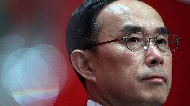 Thường Tiểu Binh, hồng nhị đại mới ngã ngựa trong chiến dịch chống tham nhũng của Trung Quốc. (Ảnh: SCMP)