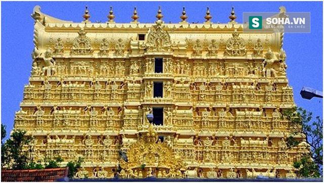 Đền thờ Sree Padmanabhaswamy.