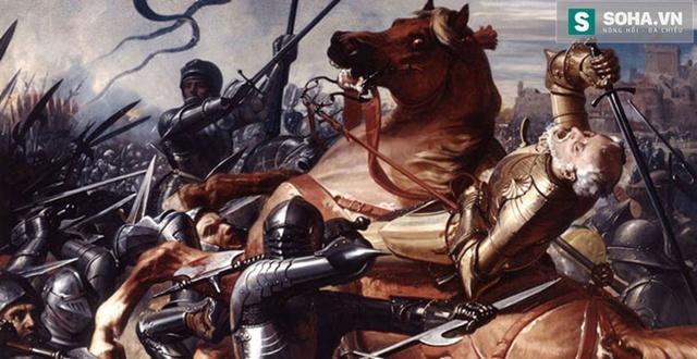 Thực tế, cuộc sống của những hiệp sĩ trên lưng ngựa rất khó khăn và gian khổ chứ không huy hoàng như những gì có trên phim ảnh.
