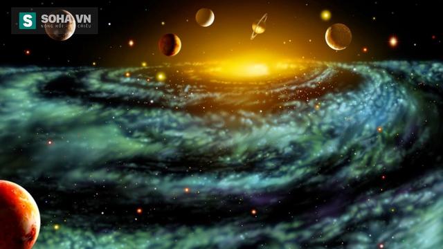Cách cửa bí ẩn vũ trụ đang mở rộng
