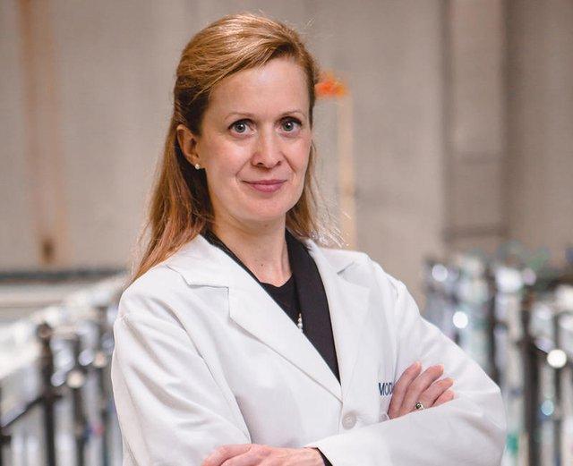Bà Christina Lomasney, CEO của công ty Modumetal