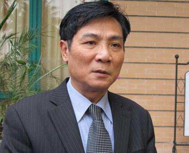 Ông Trần Quang Trung, Nguyên Cục trưởng Cục An toàn vệ sinh thực phẩm.