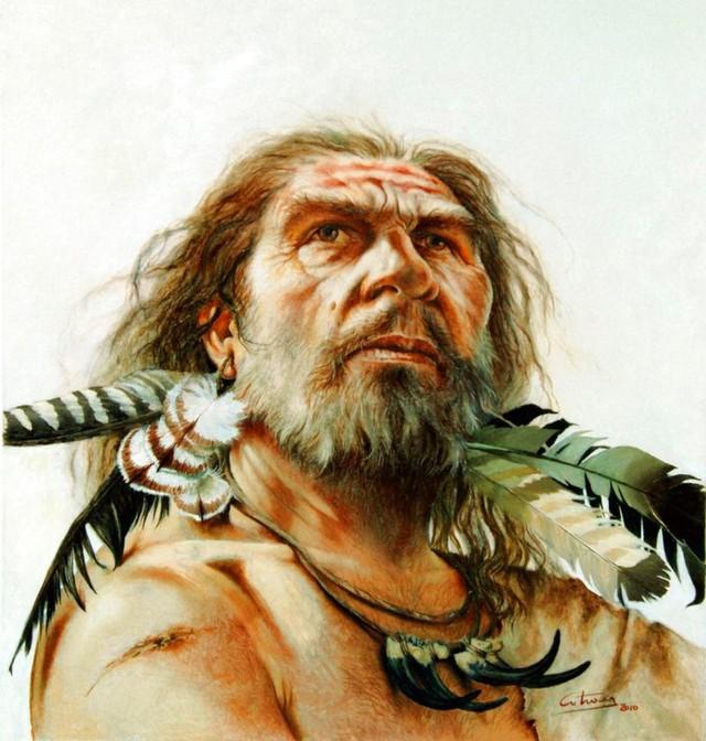 Theo phân tích của họ, nhóm này có cùng nguồn gốc với người Neanderthal và lai giống với tổ tiên củangười Melanesiahiện đại