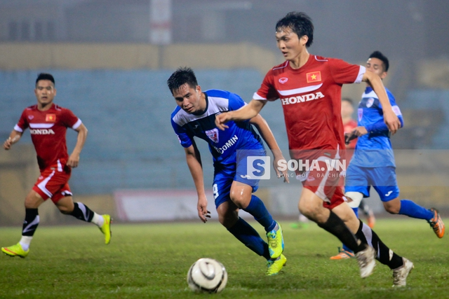 Đừng chỉ dựa vào trận thắng trước Than Quảng Ninh mà nghĩ rằng Việt Nam đủ trình thực hiện lối chơi mới.