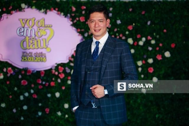 Bình Minh cũng xuất hiện trong phim với vai trò 1 trong 4 nam diễn viên chính.