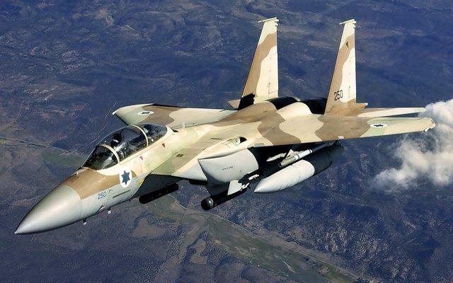 Tiêm kích F-15I của Israel đã thực hiện nhiều vụ tấn công vào lực lượng Hezbollah trong lãnh thổ Syria, ngay trước mũi S-400