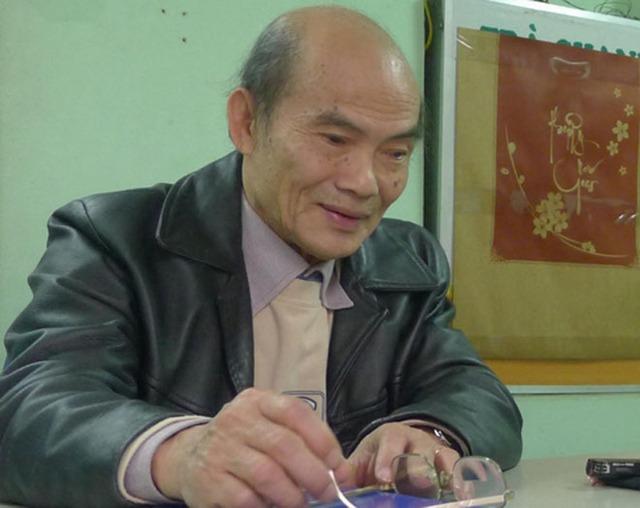 KTS Lê Văn Lân. Ảnh: Vnmedia