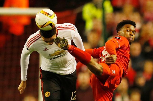 Man United đang gặp bất lợi hoàn toàn ở trận đấu lượt về.