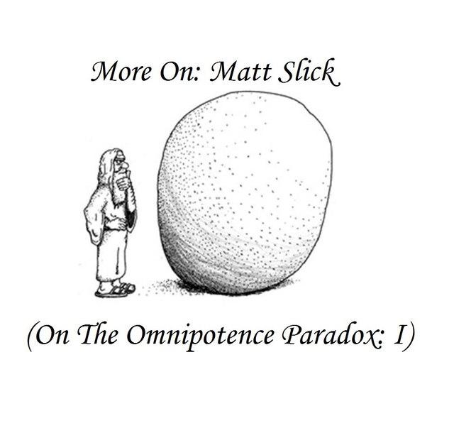 Nghịch lý Đấng toàn năng (Omnipotence Paradox).