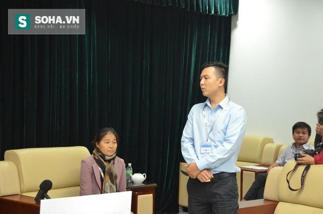 Anh Vũ Xuân Khoa cảm ơn sự quan tâm của lãnh đạo TP.Đà Nẵng