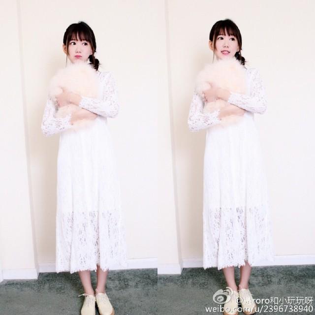 Weibo của cô hiện tại đang sở hữu hàng nghìn lượt theo dõi. Những hình ảnh của cô nàng du học sinh này thường xuyên nhận được sự quan tâm của đông đảo cộng đồng mạng Trung Quốc.