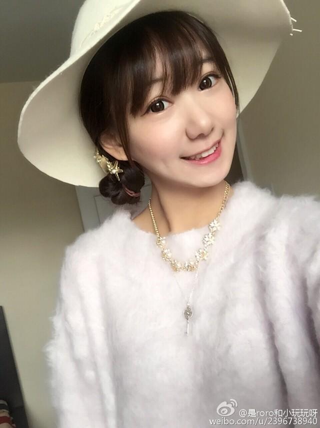 Gương mặt xinh đẹp của Manh Lộc.