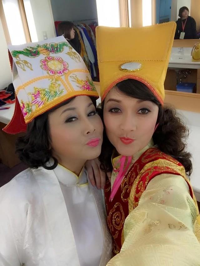Năm nay, Táo quân 2016 sẽ vắng bóng Minh Hằng mà chỉ còn lại Táo nữ duy nhất là Vân Dung