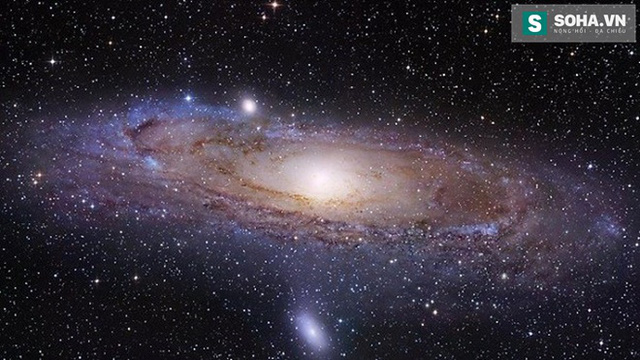 Vũ trụ là một khoảng không gian rộng lớn mà con người chưa thể tìm hiểu hết. Hình minh họa.