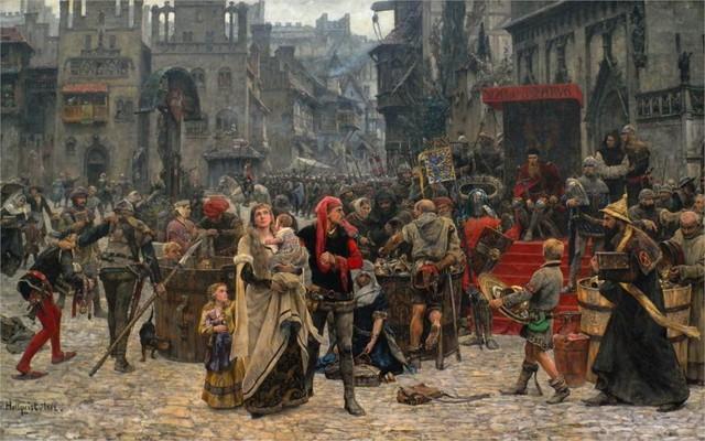 Cuộc sống thời Trung Cổ.