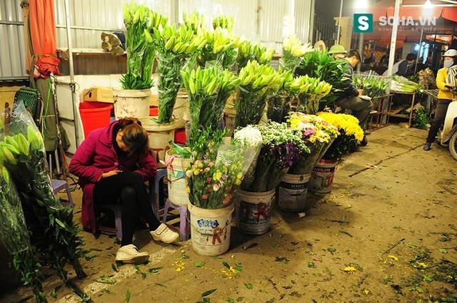 Ngày 8.3 đã đến, trên khắp các nẻo đường Hà Nội, hình ảnh những sạp hoa với đủ các màu sắc rất đẹp và bắt mắt, những dòng người tấp nập vào chọn và mua hoa để tặng bà, tặng mẹ, vợ hay bạn gái. Nhưng đằng sau những vẻ đẹp lấp lánh đó, còn rất nhiều những mảnh đời, những người phụ nữ vẫn cặm cụi làm ăn không quản nắng mưa.