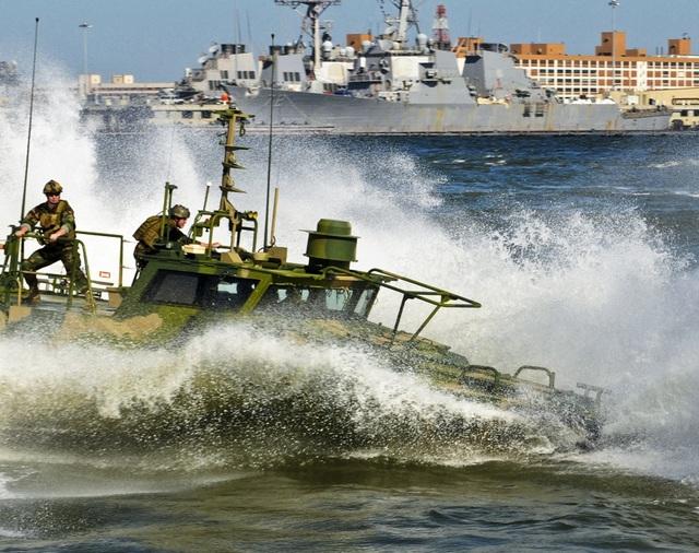 Tuy được thiết kế cho vùng sông nước hoặc ven bờ nhưng những chiếc RCB tỏ ra khá phù hợp với khu vực Vịnh Ba Tư (nơi 2 chiếc vừa bị bắt giữ) do đây có đặc điểm làm vùng biển kín.