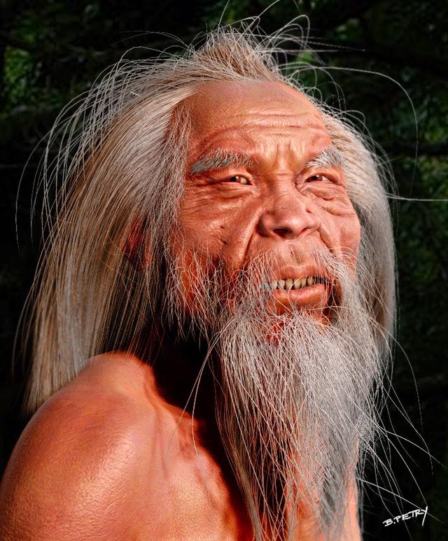 """Các hóa thạch được đặt tên """"người Red Deer"""" do các bằng chứng cho thấy rằng họ đã săn bắt hươu đỏ - loài hươu đã tuyệt chủng và nấu chín chúng làm thức ăn trong các hang động Maludong."""