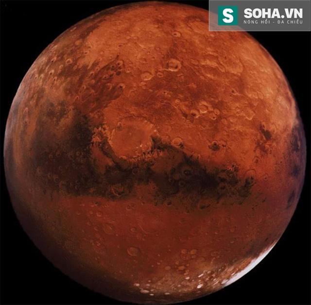 Sao Hỏa - Hành tinh ẩn chứa sự sống ngoài Trái Đất?