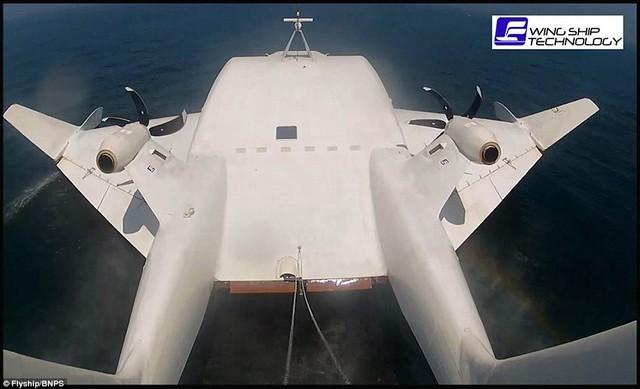 Nhà chế tạo cho biết có thể dùng FlyShip cho nhiều mục đích khác nhau