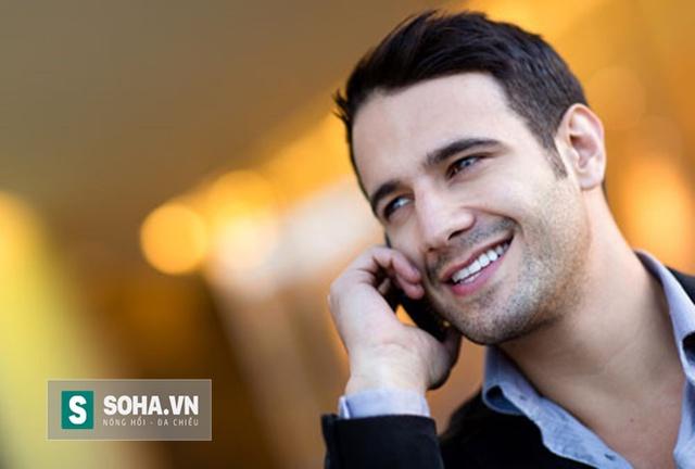 Đàn ông không nên để điện thoại di động trong bán kính 50 cm xung quanh háng.