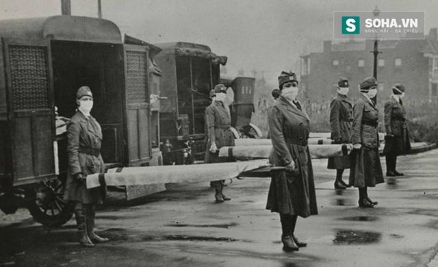 Số binh sĩ tử vong trong đại dịch cúm còn nhiều hơn cả trên chiến trường