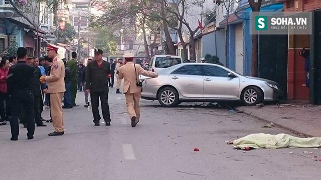 Vụ tai nạn nghiêm trọng khiến 3 người tử vong.