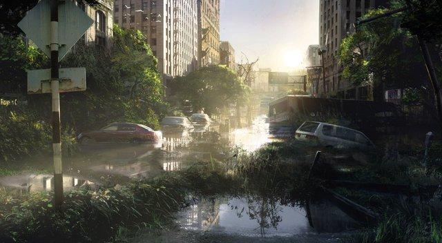 Con đường sau cơn mưa