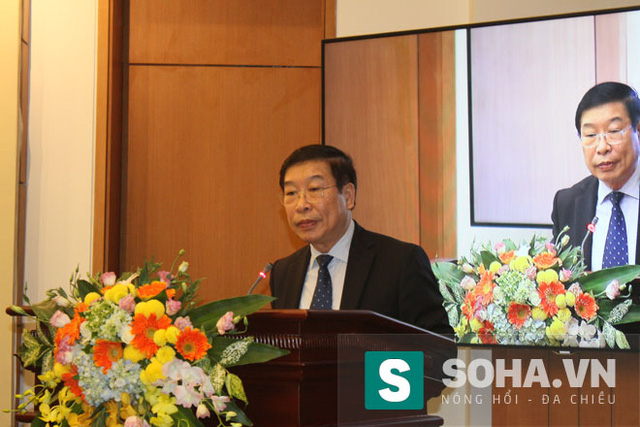 Ông Lê Minh Thông.