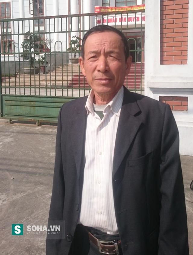 Ông Bùi Quang Tú.
