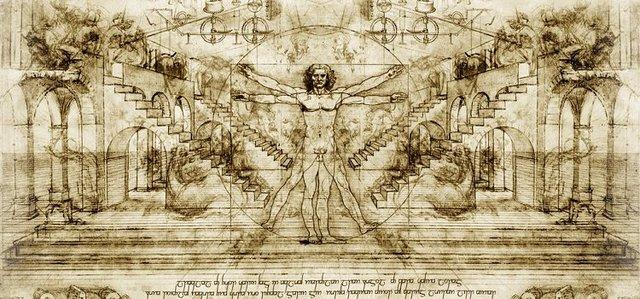 Da Vinci luôn thích những câu đố và thường ẩn giấu chúng trong tác phẩm của mình