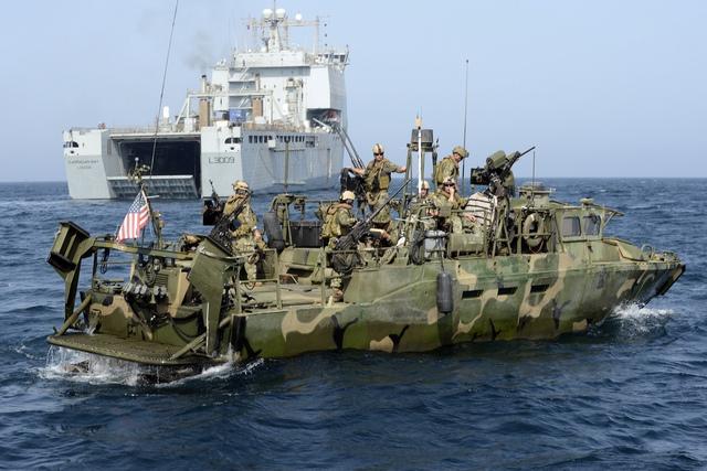 Đây là mẫu xuồng được thiết kế chuyên cho nhiệm vụ hoạt động trong vùng sông nước hoặc ven biển.  Với phiên bản RCB của Hải quân Mỹ, nó được trang bị nhiều thiết bị liên lạc để đóng vai trò là trạm chỉ huy cho các lực lượng trên sông hoặc có thể tùy biến cho nhiều nhiệm vụ khác.
